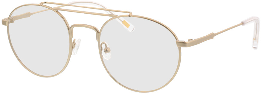 Picture of glasses model Angelo-gold in angle 330