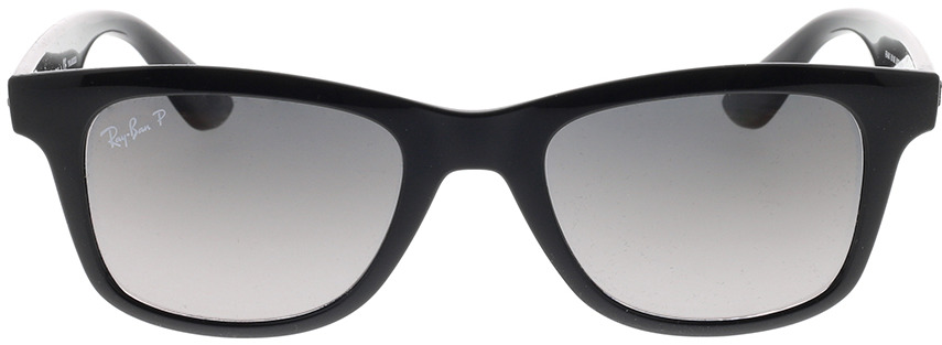 Picture of glasses model Ray-Ban RB4640 601/M3 50-20 in angle 0