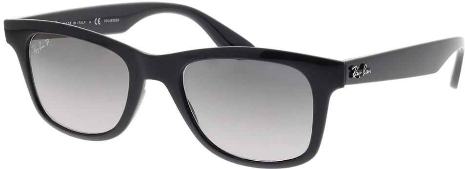 Picture of glasses model Ray-Ban RB4640 601/M3 50-20