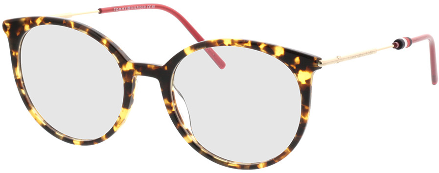 Picture of glasses model Tommy Hilfiger TH 1630 086 51-19 in angle 330