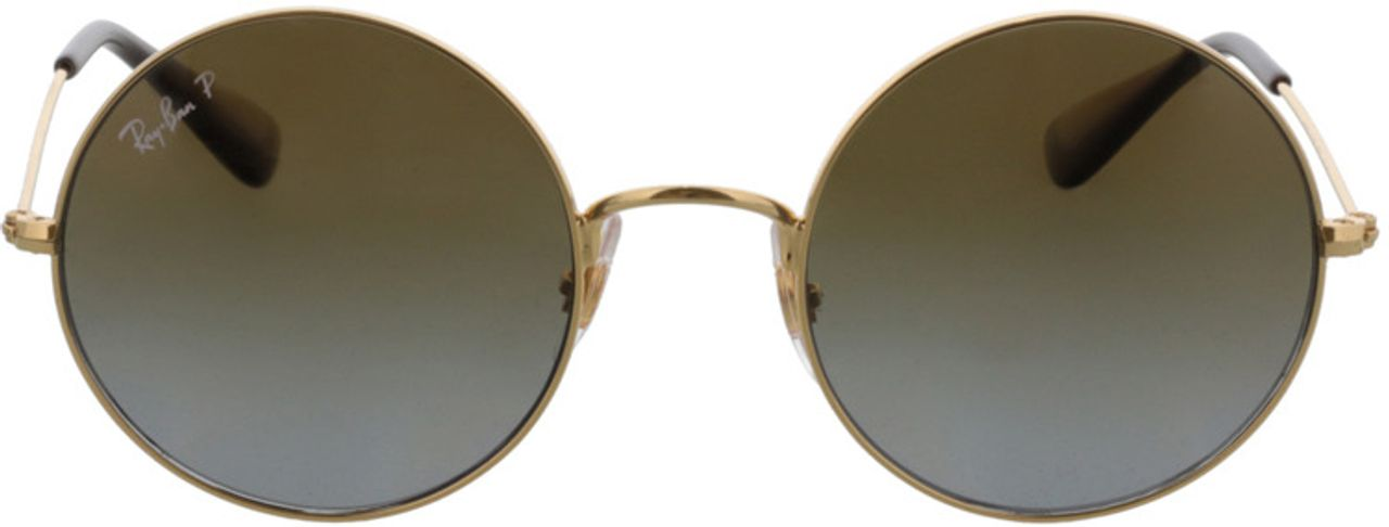 Picture of glasses model Ray-Ban Ja-Jo RB3592 001/T5 50-20 in angle 0