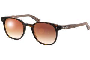 Sunglasses Schwabing walnut/havana/rosé 49-21