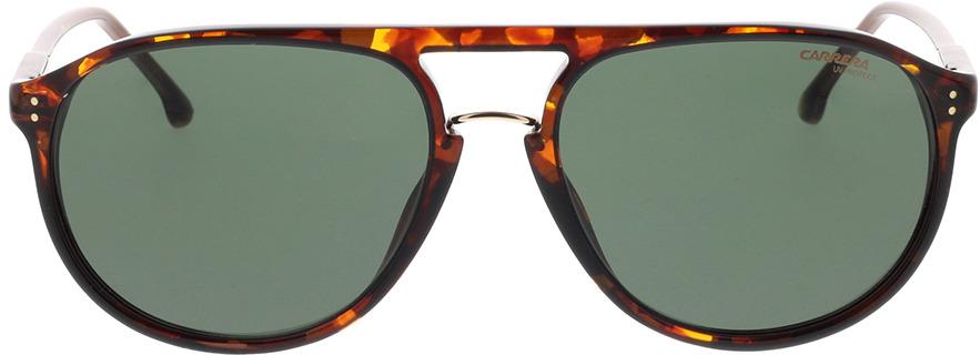 Picture of glasses model Carrera Carrera 212/N/S 086QT 58-18 in angle 0