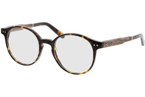 Optical Solln walnut/havana 51-20