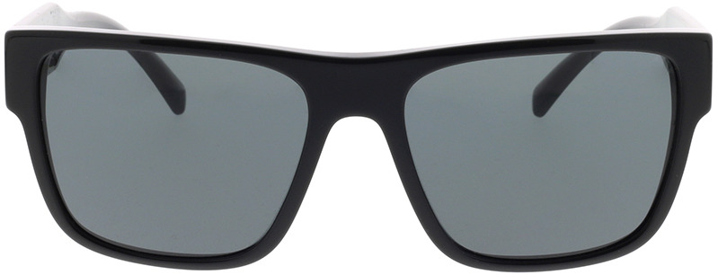 Picture of glasses model Versace VE4379 GB1/87 56-17 in angle 0