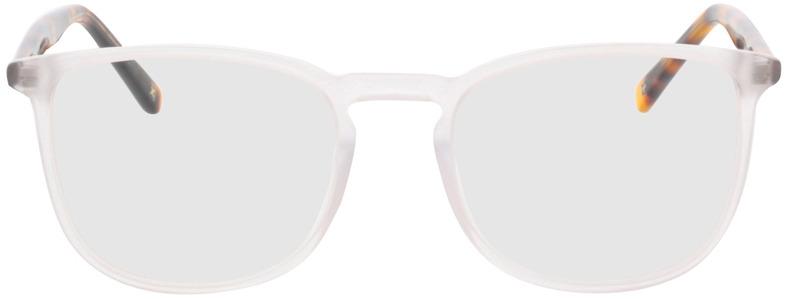 Picture of glasses model Noel-branco/castanho-mosqueado in angle 0