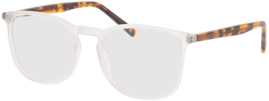 Picture of glasses model Noel-branco/castanho-mosqueado in angle 330