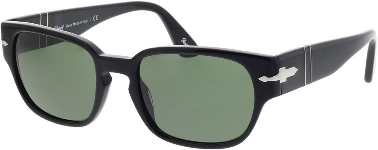 Picture of glasses model Persol PO3245S 95/31 52-19 in angle 330