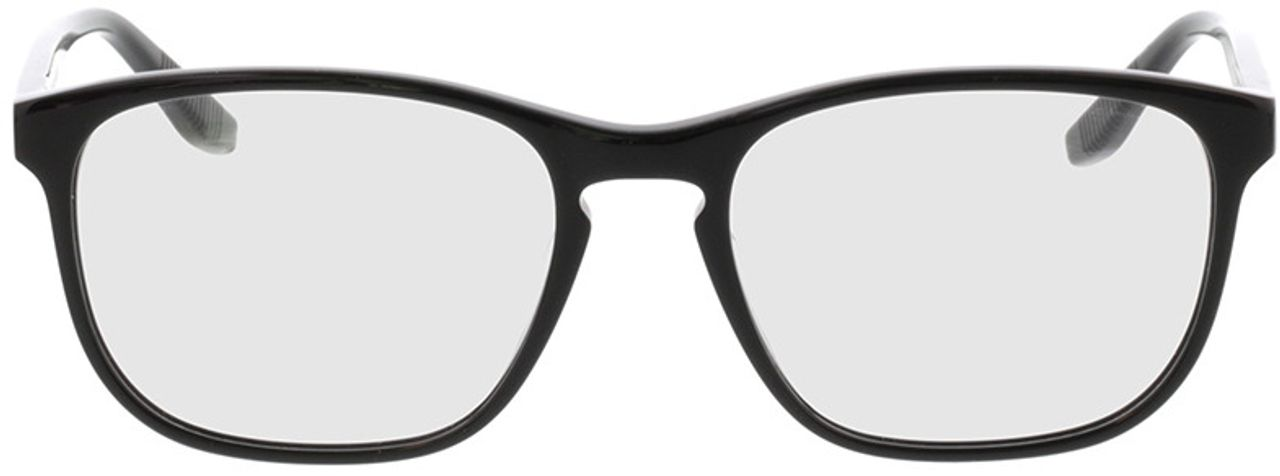 Picture of glasses model Pompeo-schwarz in angle 0
