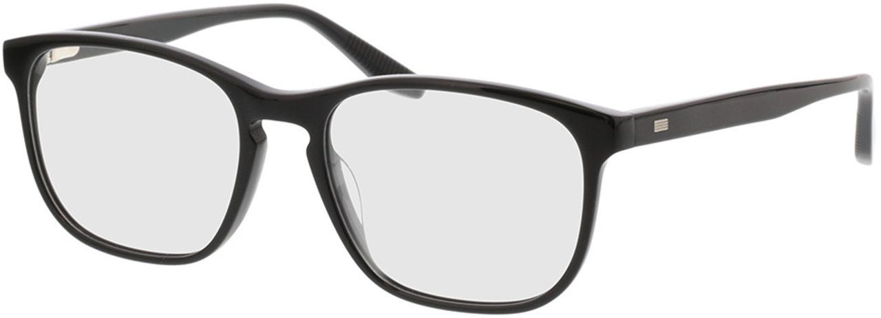 Picture of glasses model Pompeo-schwarz in angle 330