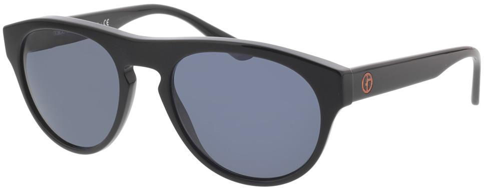 Picture of glasses model Giorgio Armani AR8145 5875R5 55-20 in angle 330