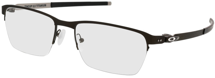 Picture of glasses model Oakley Tincup 0.5 Titanium OX5099 03 53-18 in angle 330