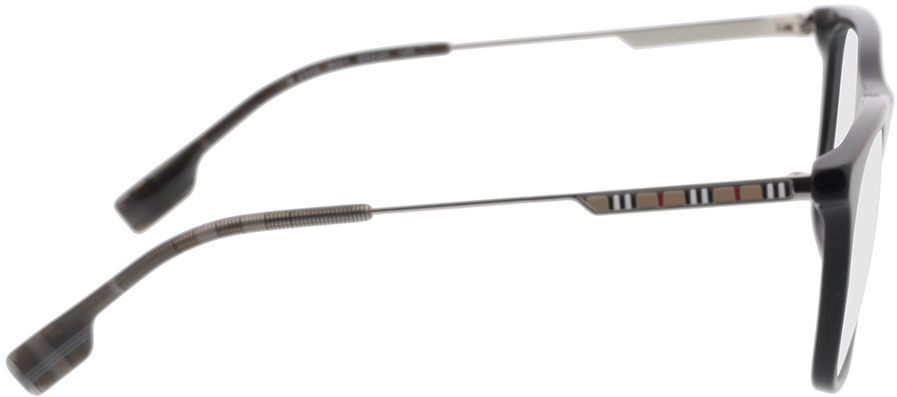 Picture of glasses model Burberry BE2343 3001 53-20 in angle 90