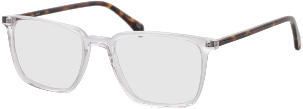 Picture of glasses model Jaco-transparent in angle 330