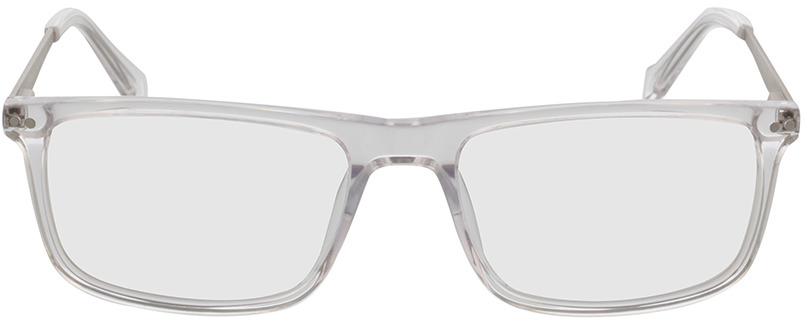Picture of glasses model Inglemadeira transparente/prateado in angle 0