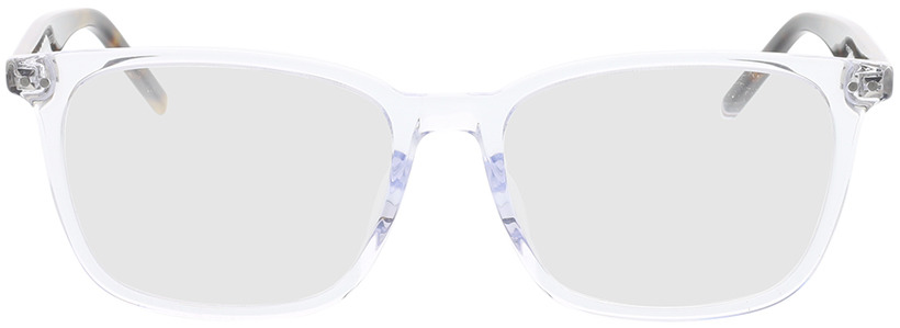 Picture of glasses model Tommy Hilfiger TH 1737/F AIO 54-17 in angle 0