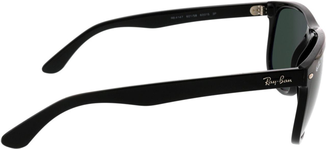 Picture of glasses model Ray-Ban RB4147 601/58 60-15 in angle 90