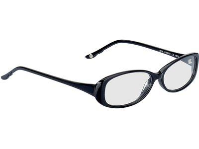 Brille Haldia-schwarz