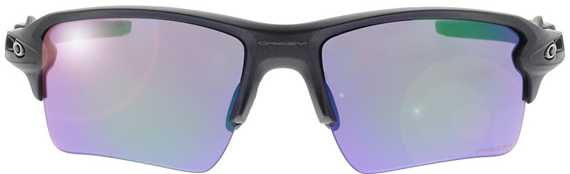 Picture of glasses model Oakley OO9188 9188F3 59-12 in angle 0