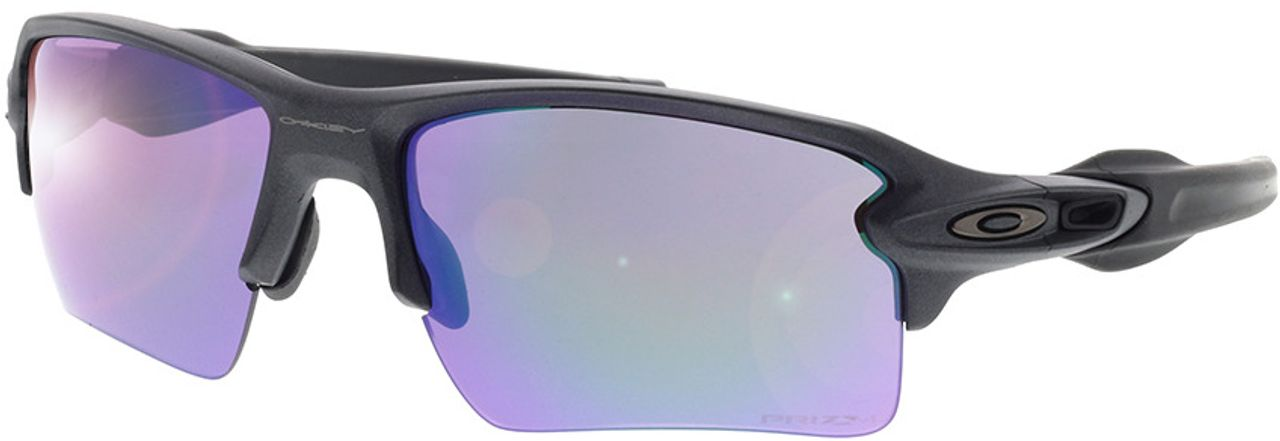 Picture of glasses model Oakley OO9188 9188F3 59-12 in angle 330