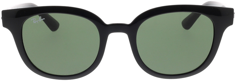Picture of glasses model Ray-Ban RB4324 601/31 50-21 in angle 0