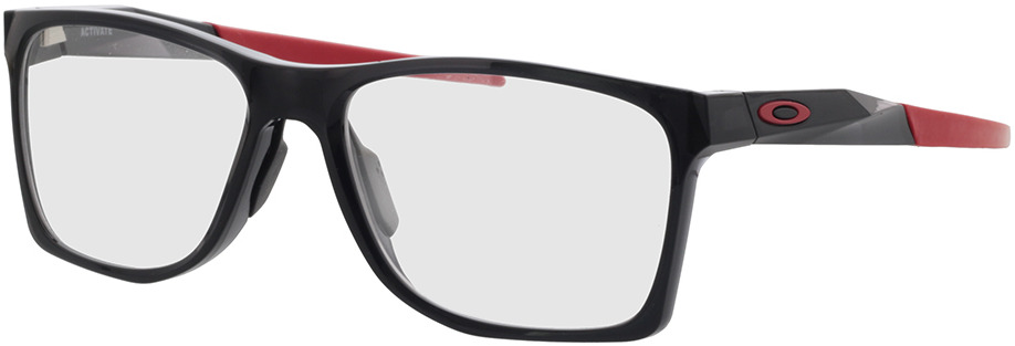 Picture of glasses model Oakley OX8173 817302 55-16 in angle 330