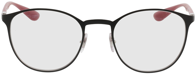 Picture of glasses model Ray-Ban RX6355 2997 50-20 in angle 0