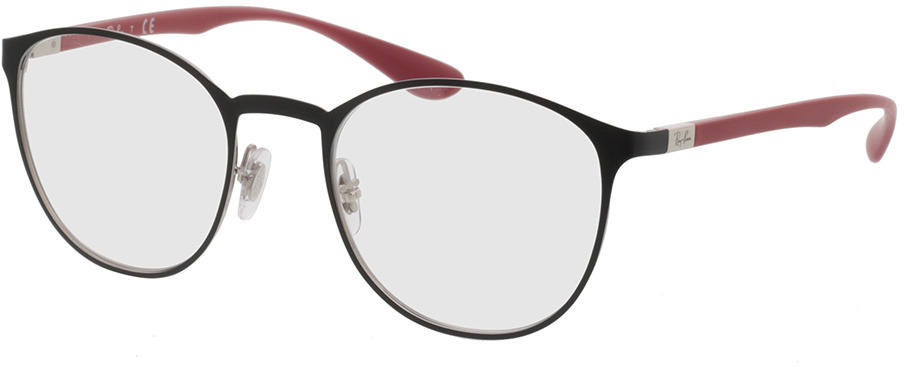 Picture of glasses model Ray-Ban RX6355 2997 50-20 in angle 330