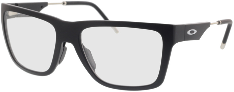 Picture of glasses model Oakley OX8028 802801 56-17 in angle 330