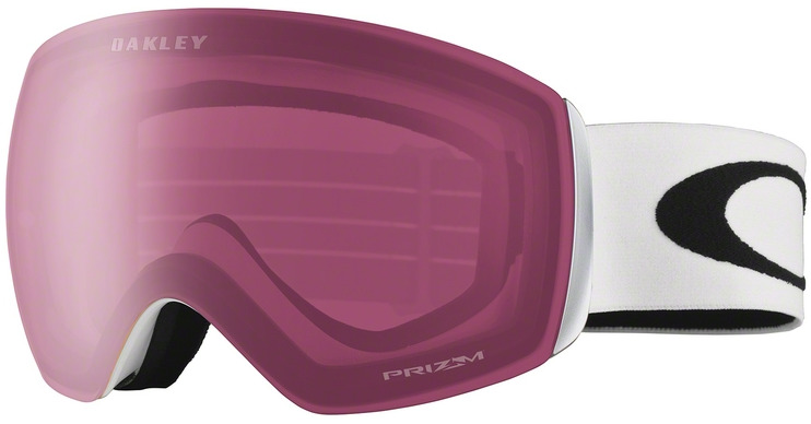 Picture of glasses model Oakley Skibrille Flight Deck Xm OO7064 706402 0-0 in angle 90