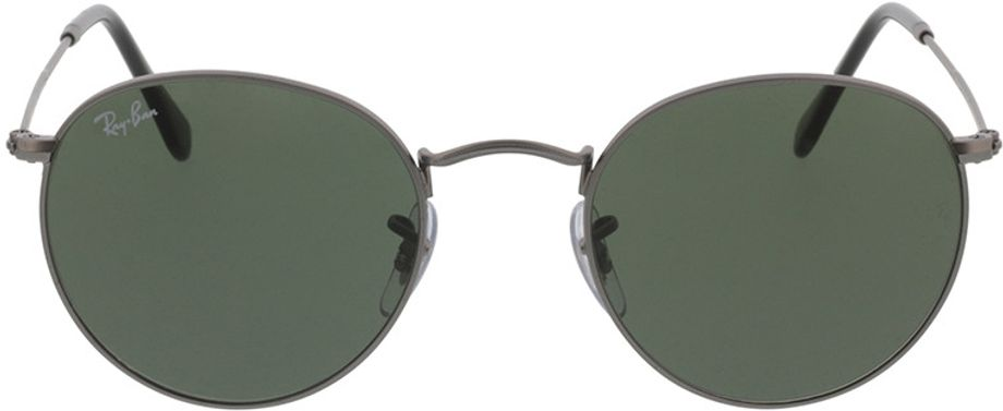Picture of glasses model Ray-Ban Round Metal RB3447 029 50-21 in angle 0