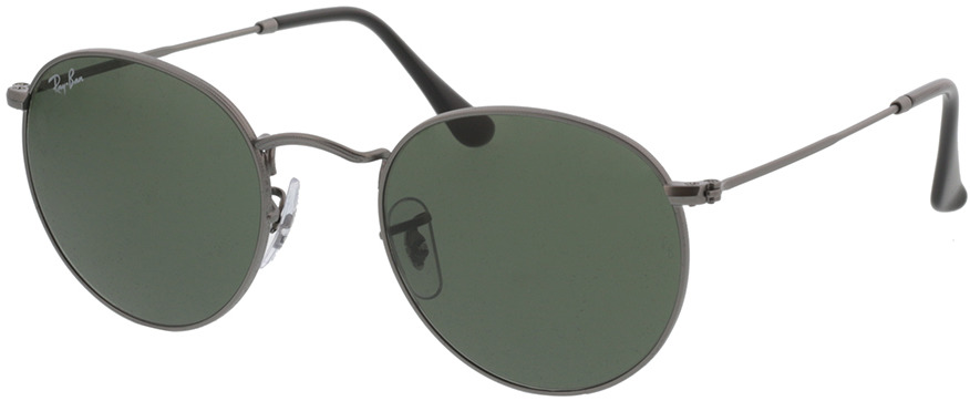 Picture of glasses model Ray-Ban Round Metal RB 3447 029 50-21