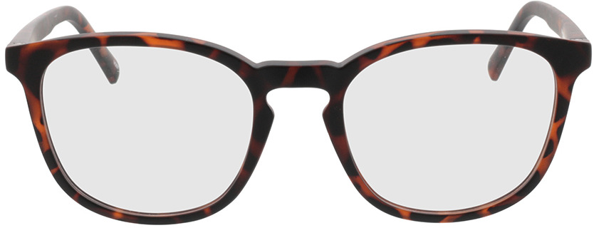 Picture of glasses model Ivy-braun-meliert in angle 0