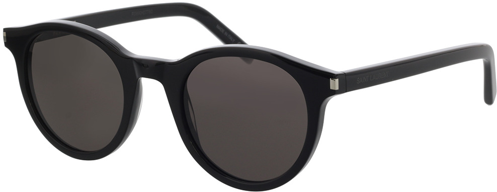 Picture of glasses model Saint Laurent SL 342-001 49-23 in angle 330