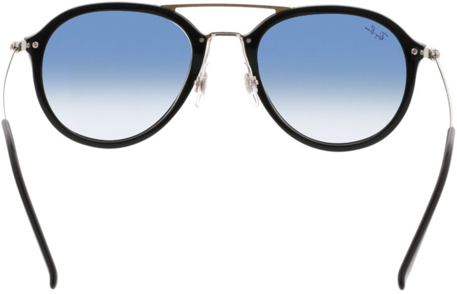 Picture of glasses model Ray-Ban RB4253 62923F 53-21 in angle 180