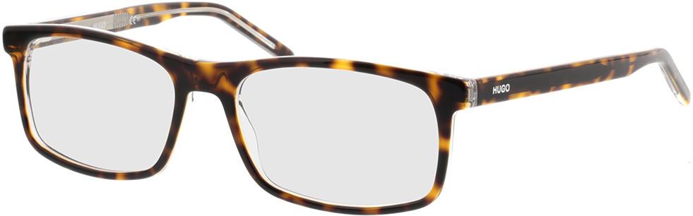 Picture of glasses model Hugo HG 1004 KRZ 54-17 in angle 330