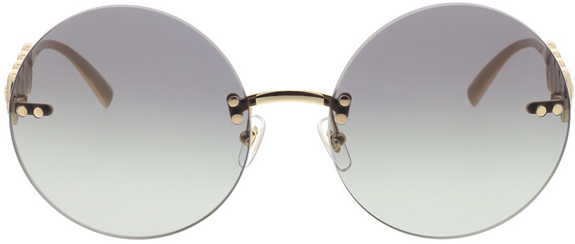 Picture of glasses model Versace VE2214 100211 59-18 in angle 0