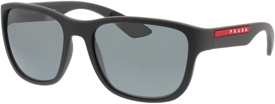 Picture of glasses model Prada Linea Rossa PS 01US UFK5L0 59-19 in angle 330