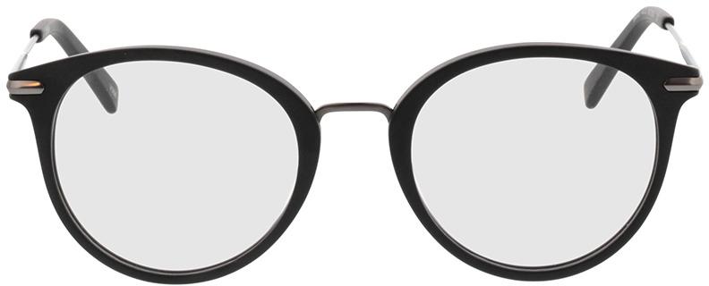Picture of glasses model Dolina-matt schwarz/matt anthrazit in angle 0