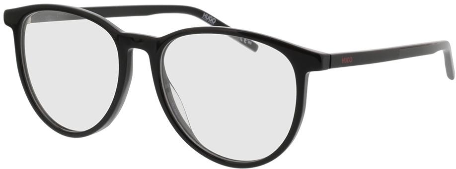 Picture of glasses model Hugo HG 1098 807 52-17 in angle 330