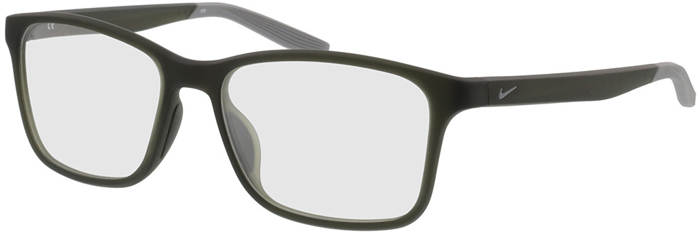 Picture of glasses model Nike 7117 305 54-16 in angle 330