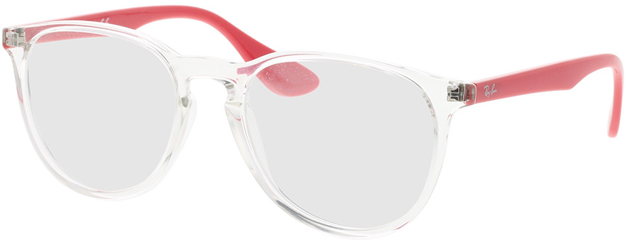 Picture of glasses model Ray-Ban Erika RX7046 5950 51-18 in angle 330