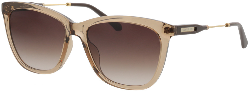 Picture of glasses model Calvin Klein Jeans CKJ20807S 273 57-16 in angle 330
