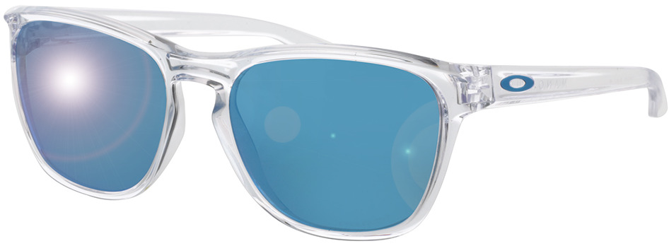 Picture of glasses model Oakley Manorburn OO9479 947906 56-18 in angle 330