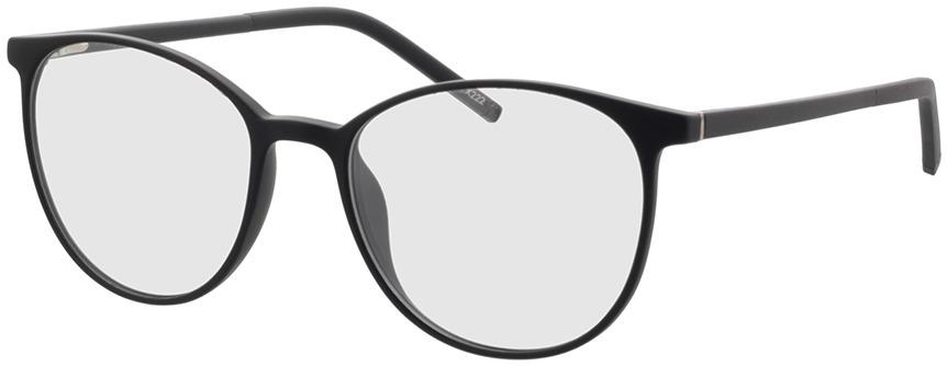 Picture of glasses model Conroe-matt schwarz in angle 330