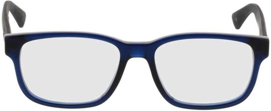 Picture of glasses model Gucci GG0011O-004 53-17 in angle 0