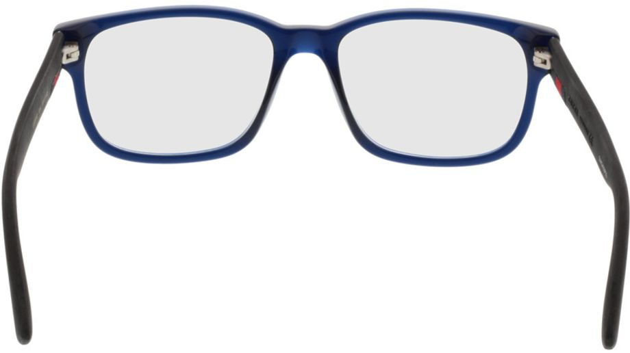 Picture of glasses model Gucci GG0011O-004 53-17 in angle 180