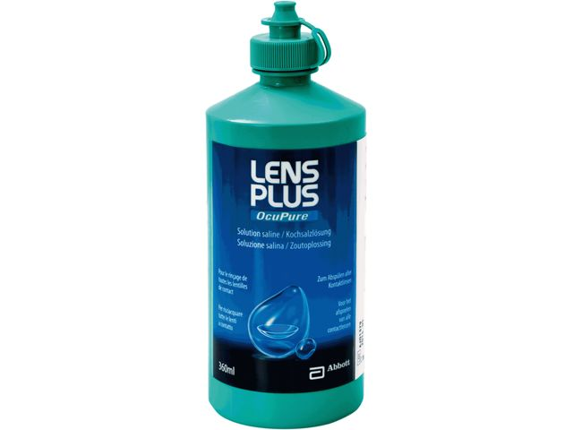 Lens Plus® Ocupure™ 360ml