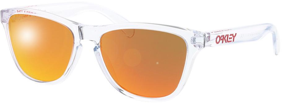 Picture of glasses model Oakley Frogskins XS OJ9006 900619 53-16