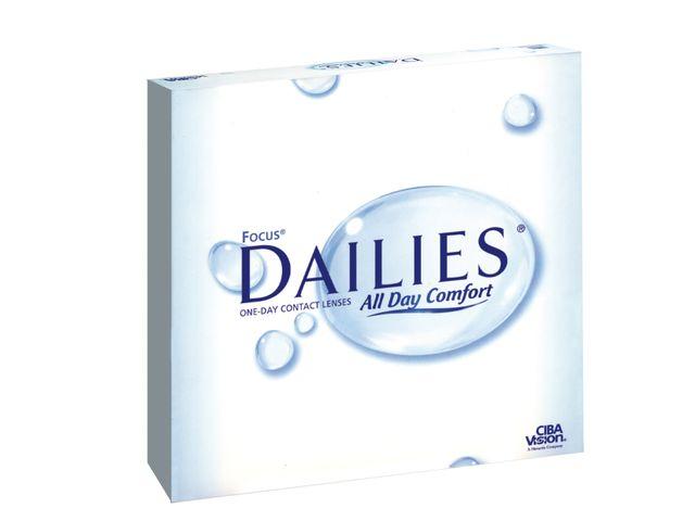 Focus Dailies 90er Box